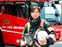 当本部女性消防吏員が春日市HP(KASUGA DREAM)で紹介されました☆の画像